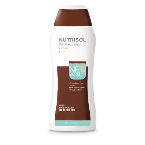 شامپو ضد ریزش مو نوتریسول کافئین نئودرم